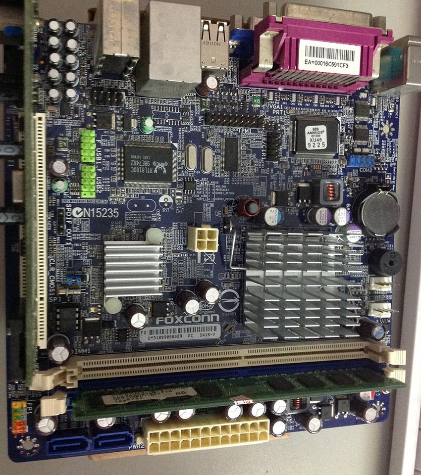 FOX-ATOM-D410-MB